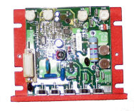 Motor Controller w/0.25 Ohm HP Resistor, Assembled