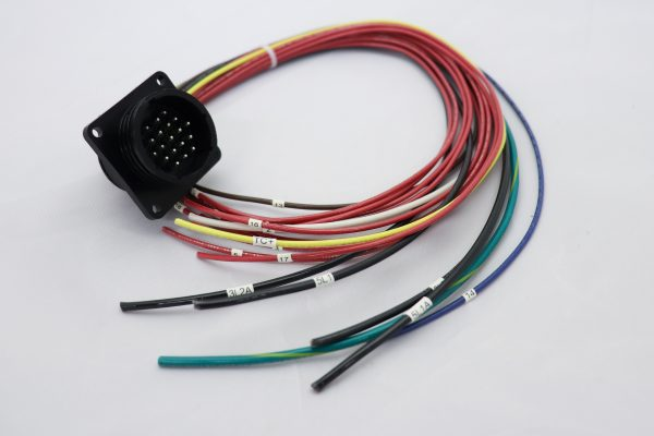 Model 105 Machine Harness 1PL