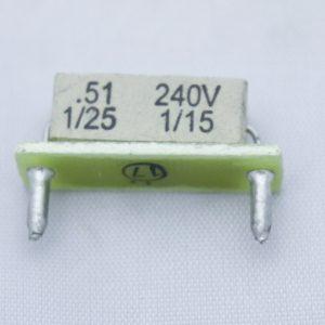 0.51 Ohm Horsepower Resistor