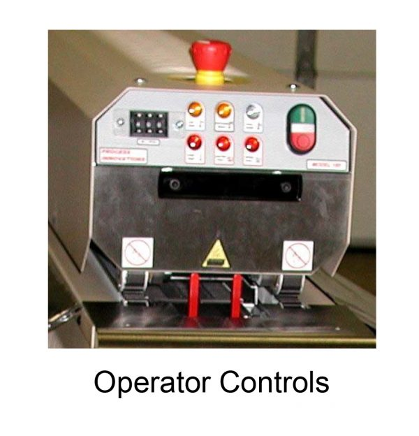 M185 Operator Controls