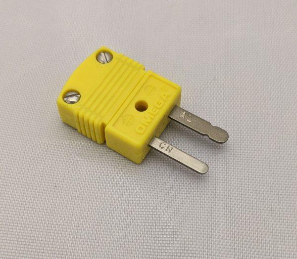 Thermocouple plug, Male